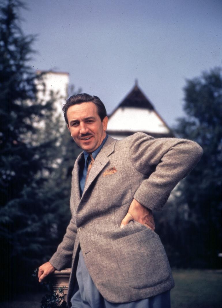 Walt at Woking Way