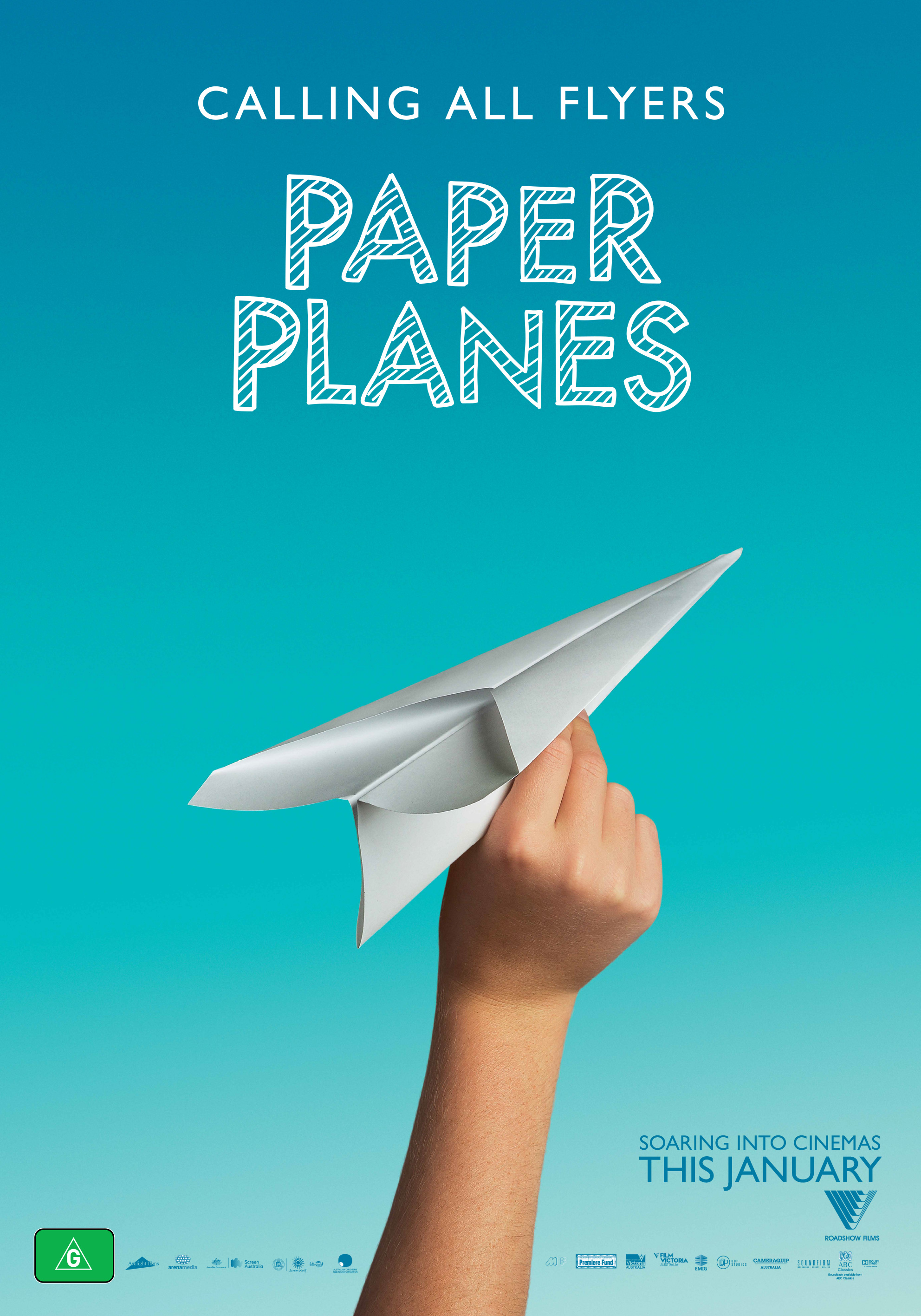 Movie Review Paper Planes