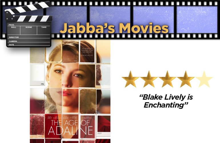 AGE OF ADALINE RATING