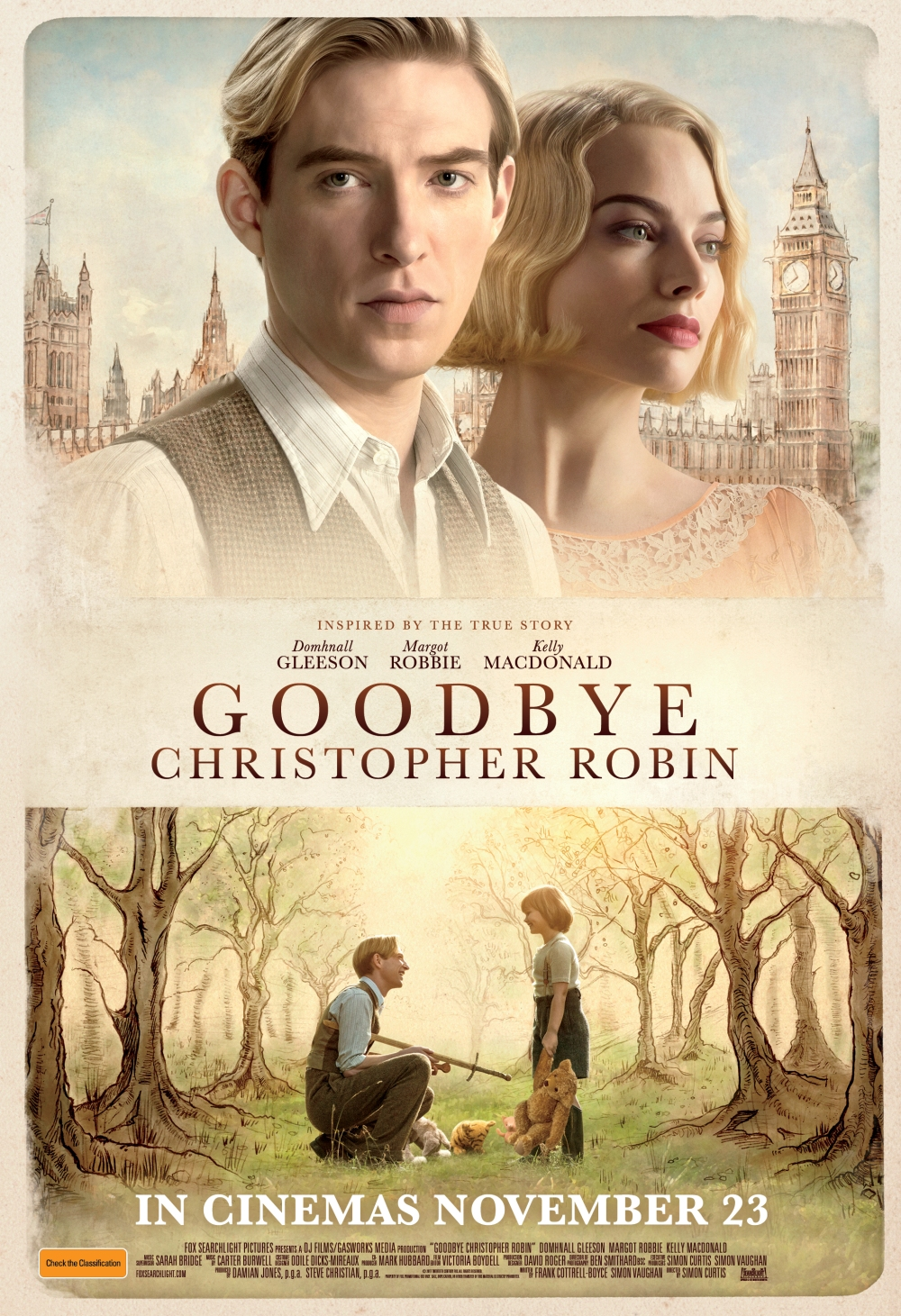 Goodbye Christopher Robin (2017), Online Subtitrat in Romana